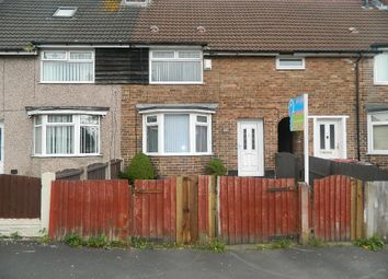 Thumbnail 3 bed terraced house to rent in Radway Road, Liverpool