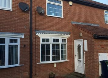 Thumbnail 2 bed terraced house to rent in Poplar Crescent, Birtley, Chester Le Street