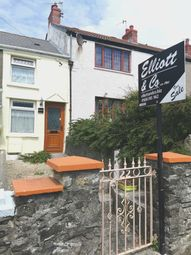 Thumbnail 1 bed terraced house for sale in High Street, Kenfig Hill