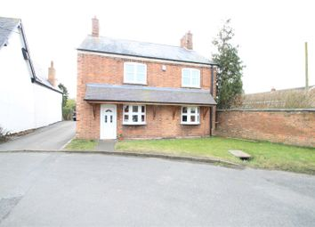 Thumbnail 3 bed detached house to rent in School Lane, Sharnford, Hinckley
