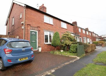 Thumbnail 2 bed semi-detached house for sale in Meadow Way, Macclesfield