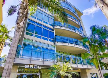 Thumbnail 2 bed town house for sale in 2626 6th Ave 200, San Diego, Ca, 92103