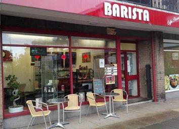 Thumbnail Restaurant/cafe for sale in 4 Morris Square, Stoke-On-Trent