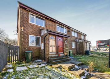 Thumbnail 2 bed flat for sale in Chapel View, Overton, Morecambe, Lancashire