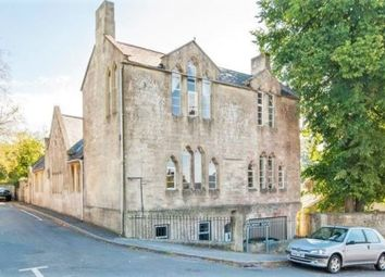 Thumbnail 2 bed flat for sale in Church Road, Bath