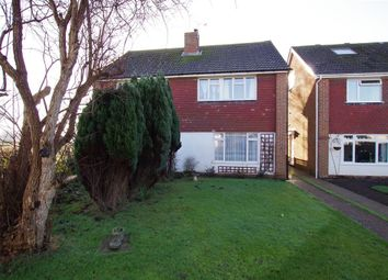 Thumbnail 3 bed semi-detached house for sale in Turnpike Close, Ringmer, Lewes