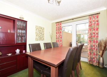 Thumbnail 3 bedroom semi-detached house for sale in Crundale Way, Cliftonville, Margate, Kent