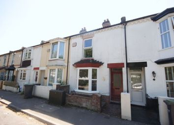 Thumbnail 3 bed terraced house for sale in Carlyle Road, Gosport