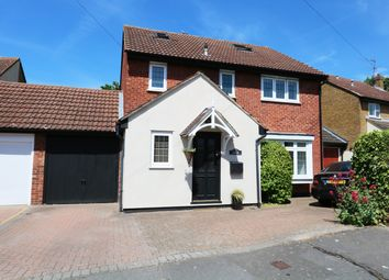 Thumbnail 5 bed detached house for sale in Montpelier Close, Billericay, Essex