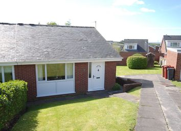 Thumbnail 2 bed semi-detached bungalow for sale in Spruce Rise, Barrow-In-Furness, Cumbria