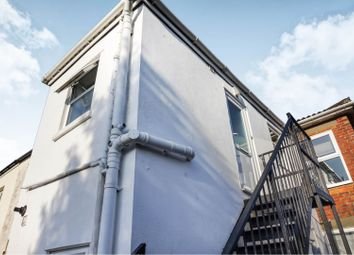 Thumbnail 2 bed flat for sale in Millbrook Road East, Freemantle, Southampton