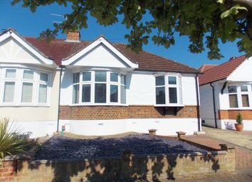 Thumbnail 3 bed bungalow to rent in Bush Road, Buckhurst Hill