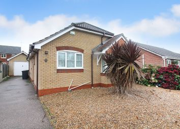 Thumbnail 2 bed detached bungalow for sale in Bridge Meadow, Hemsby, Great Yarmouth