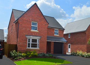 "Thumbnail 3 bedroom detached house for sale in ""Lullingstone"" at Main Road, Earls Barton, Northampton"