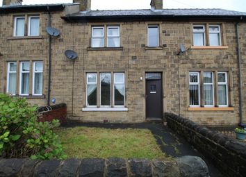 Thumbnail 2 bed terraced house for sale in Leymoor Road, Longwood, Huddersfield