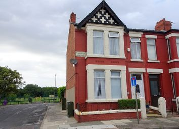 Thumbnail 3 bed end terrace house for sale in Evered Avenue, Walton, Liverpool