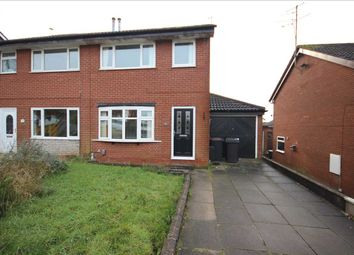 Thumbnail 3 bed semi-detached house for sale in Peckforton View, Kidsgrove, Stoke On Trent