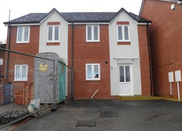 Thumbnail 2 bed town house to rent in Keys Court, Derby Road, Heanor, Derbyshire