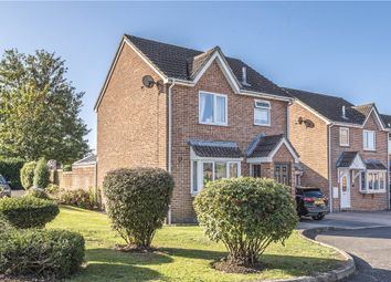 Thumbnail 3 bed link-detached house for sale in Mortain Close, Blandford Forum, Dorset