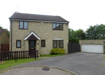 Thumbnail 4 bedroom detached house for sale in Melfort Close, Sparcells, Swindon