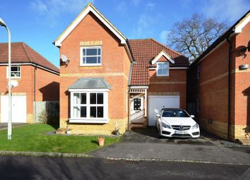 Thumbnail 3 bed detached house to rent in Milam Close, Arborfield, Reading