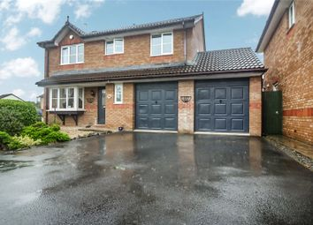 4 bed detached house for sale in Middle Combe Drive, Roundswell, Barnstaple EX31