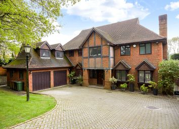 Thumbnail 7 bed detached house to rent in The Ridge, Epsom