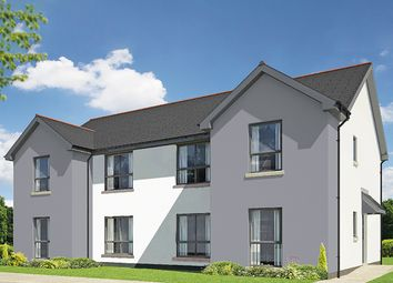 Thumbnail 2 bed flat for sale in Off Mannachie Road, Forres