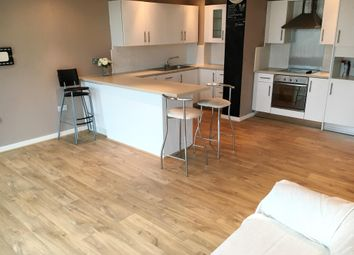 Thumbnail 2 bed penthouse to rent in Branston Street, Hockley, Birmingham