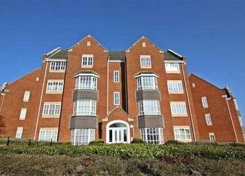 Thumbnail 2 bed flat for sale in Knaresborough Court, Bletchley, Milton Keynes
