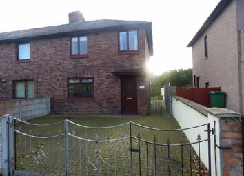 Thumbnail 3 bed semi-detached house to rent in Ridley Road, Carlisle, Cumbria