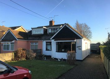 Thumbnail 4 bed semi-detached house for sale in Nine Ashes Road, Nine Ashes, Ingatestone