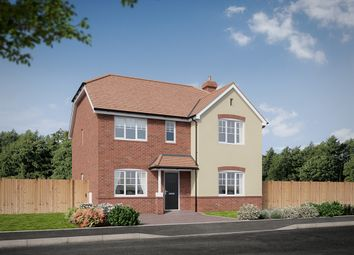 """Thumbnail 5 bed detached house for sale in """"The Marylebone """" at Brookers Hill, Shinfield, Reading"""