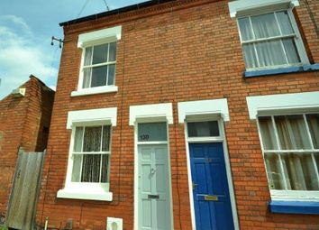 Thumbnail 3 bed end terrace house for sale in St. Leonards Road, Clarendon Park, Leicester