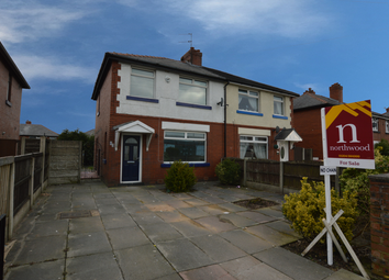 Thumbnail 3 bedroom semi-detached house for sale in Barton Road, Farnworth, Bolton