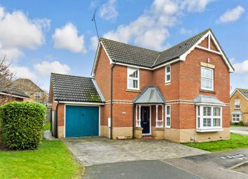 Thumbnail 3 bedroom detached house for sale in Eversfield, Southwater, Horsham