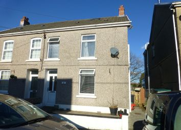 Thumbnail 3 bed semi-detached house to rent in Garth Road, Tairgwaith, Ammanford, Carmarthenshire
