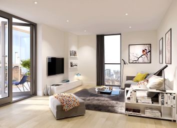 Thumbnail 1 bed flat for sale in Battersea Exchange, Lockington Road, London