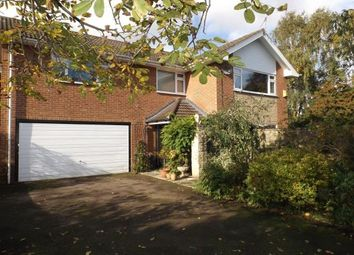 Thumbnail 4 bed detached house for sale in Long Lane, Attenborough, Nottingham, Nottinghamshire