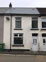 Thumbnail 2 bed terraced house to rent in Main Road, Penrhiwceiber