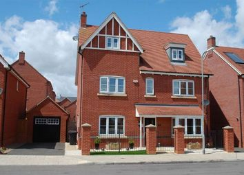 Thumbnail 5 bedroom detached house for sale in Timken Way North, Duston, Northampton
