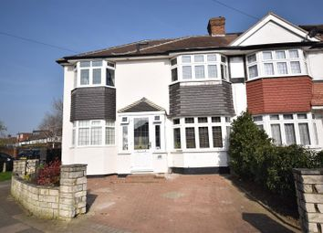 Thumbnail 4 bed end terrace house for sale in Seymour Avenue, Morden