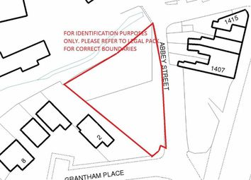 Thumbnail Land for sale in Grantham Place, Abbey Hulton, Stoke-On-Trent