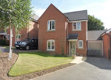 Thumbnail 4 bed property to rent in Manders Croft, Southam
