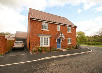 Thumbnail 4 bed detached house to rent in Muse Grove, Barlaston, Stoke-On-Trent