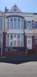 Thumbnail 6 bed terraced house for sale in Northfield Avenue, Blackpool