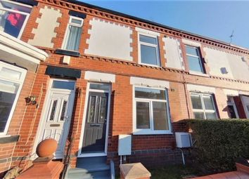 Thumbnail 2 bed terraced house for sale in New Hey Road, Cheadle, Stockport