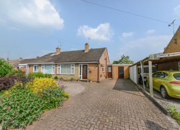 Thumbnail 2 bed semi-detached bungalow for sale in Jasmine Road, Great Bridgeford, Stafford