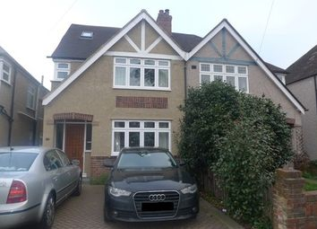 Thumbnail 4 bed semi-detached house for sale in Rydal Gardens, Whitton