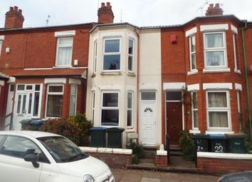 Thumbnail 2 bedroom terraced house for sale in Farman Road, Earlsdon, Coventry